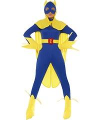 Kostým Bananaman žena Velikost M 40-42