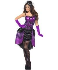 Kostým Sexy burleska Lolita Velikost M 40-42