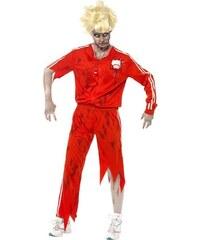 Kostým High School zombie tělocvikářka Velikost L 44-46