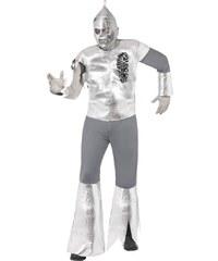 Kostým Šílený Tin Man Velikost M 48-50
