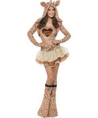 Kostým Sexy žirafa Velikost L 44-46