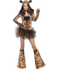 Kostým Sexy tygr Velikost M 40-42
