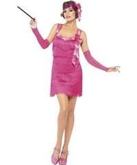 Kostým Sexy Flapper Hotty Velikost L 44-46