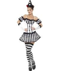 Kostým Sexy klaun Velikost L 44-46