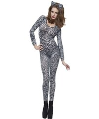 Leopardí body bílé