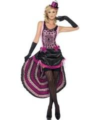 Kostým Burlesque Beauty Velikost L 44-46