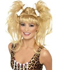 Paruka Jeskynní žena blond