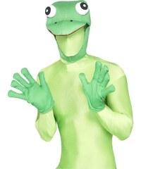 Čepice a rukavice Žába