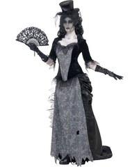 Kostým Duch černé vdovy Velikost L 44-46