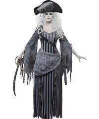 Kostým Duch pirátské princezny Velikost L 44-46