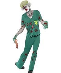 Kostým Zombie paramedic Velikost L 52-54