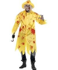 Kostým Zombie Sou'wester Velikost L 52-54