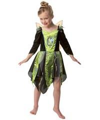 Dětský kostým Zvonilka tmavá Pro věk (roků) 3-4