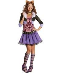 Kostým Clawdeen Wolf Monster High Pro věk (roků) L