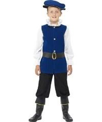 Dětský kostým Tudor Pro věk (roků) 10-12