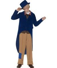 Dětský kostým Dickensian boy Pro věk (roků) 4-6