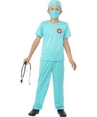 Dětský kostým Chirurg Pro věk (roků) 10-12