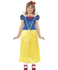 Dětský kostým Snow Princess Pro věk (roků) 4-6