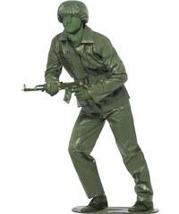Kostým Figurka vojáka Velikost L 52-54
