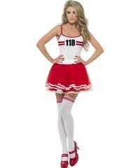 Kostým Sexy běžkyně maratonu Velikost L 44-46