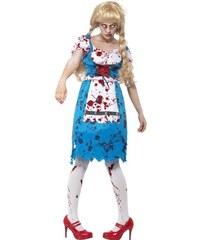 Kostým Zombie žena z Bavor Velikost L 44-46