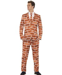 Kostým Zeď oblek Velikost L 52-54