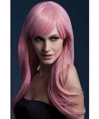 Paruka Sienna pastelová růžová