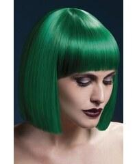 Paruka Lola zelená