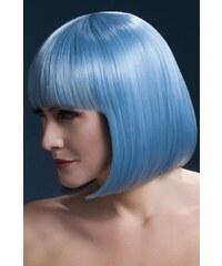 Paruka Elise pastelová modrá
