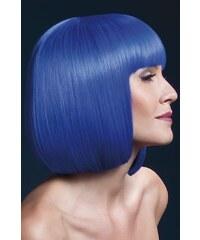 Paruka Elise neonová modrá