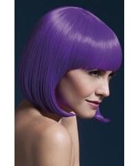 Paruka Elise neonová fialová