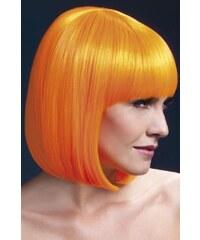 Paruka Elise neonová oranžová
