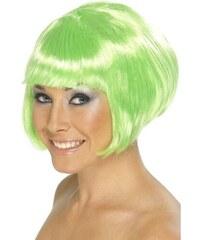 Paruka Babe zelená