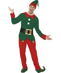 Kostým Elf Velikost L 52-54