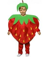 Dětský kostým Jahoda Pro věk (roků) 1-2
