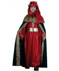 Dětský kostým Tři králové červená Pro věk (roků) 3-4