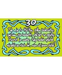 Průkaz 30