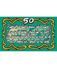 Průkaz 50