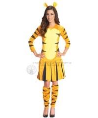 Kostým Tygr Medvídek Pú Velikost L