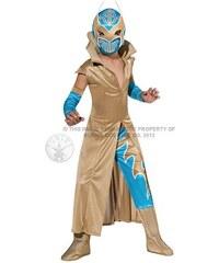 Dětský kostým Sin Cara deluxe WWE Pro věk (roků) 3-4