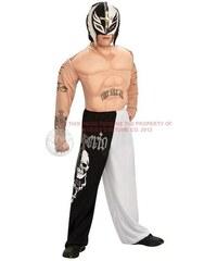 Dětský kostým Ray Mysterio JR. deluxe WWE Pro věk (roků) 3-4