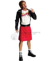 Kostým Rowdy Roddy Piper WWE Pro věk (roků) STD