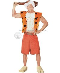 Kostým Bamm-Bamm Velikost STD