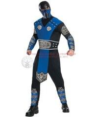 Kostým Sub-Zero Mortal Kombat Velikost L