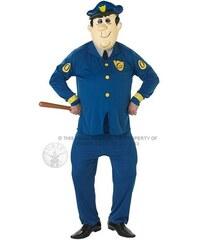 Kostým Officer Dibble Hanna-Barbera Velikost STD