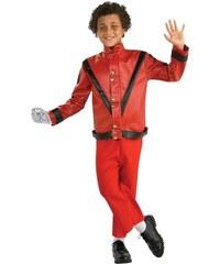 Dětský kostým Thriller deluxe M. Jackson Pro věk (roků) 3-4