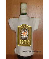 Tričko na flašku Pravý tuzemský lump