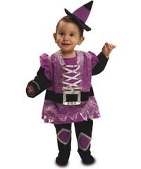 Dětský kostým Čarodějnice Pro věk (měsíců) 7-12