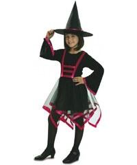 Dětský kostým Čarodějnice Pro věk (roků) 1-2