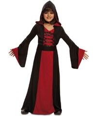 Dětský kostým Červená kouzelnice Pro věk (roků) 5-6